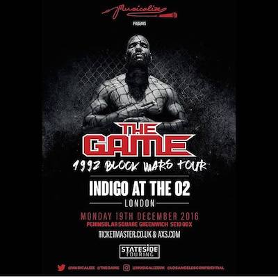 The Game London
