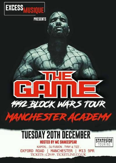 The Game Manchester